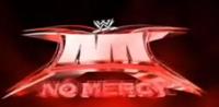 YWE No Mercy 2K12