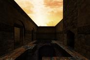 Monastery Living Quarters Corridor