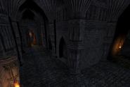 Corridor to Well Room