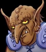 Older Goblin Soldier Avatar