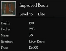 Improved Boots