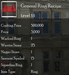 General Ring Rec