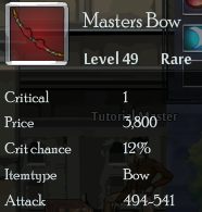 Masters bow