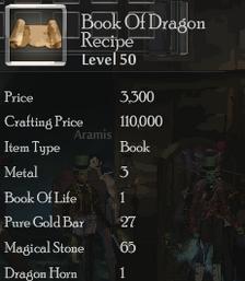 Book of Dragon Rec