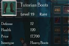Tutorian Boots