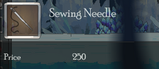 Sewing Needle