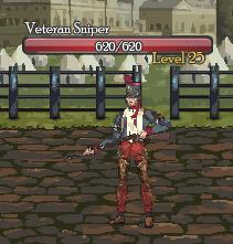 Veteran Sniper