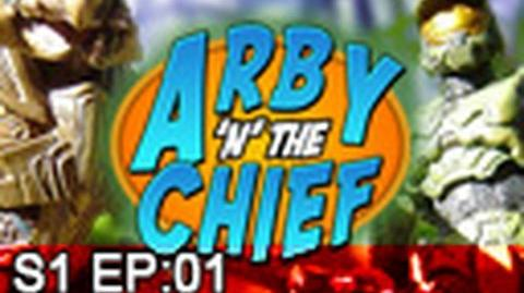Arby 'n' the Chief Episode 1 (Halo 3 Machinima)