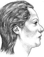 Jane Doe Right Profile