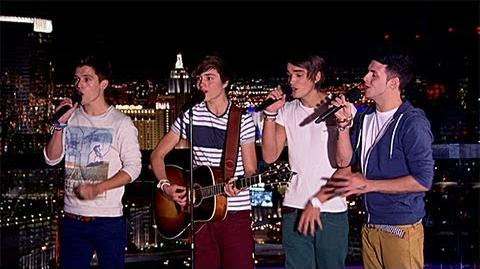 Union J's performance - Carly Rae Jepsen's Call Me Maybe - The X Factor UK 2012