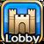 Menu-Lobby Footer Button