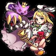 Gear-Wonderful Alice Enemy Icon (Three Kingdoms Smash!)