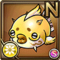 Gear-Light Puffer Icon