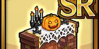 Halloween Fireplace (Furniture)