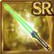 Gear-Green Beam Sword Icon