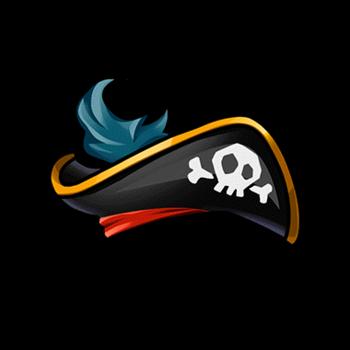 Gear-Pirate Hat Render