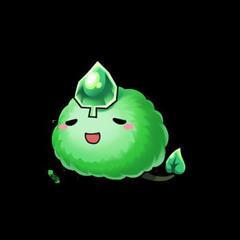 Gear-Big Green Passa Render