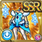 Gear-Ice Dress Icon