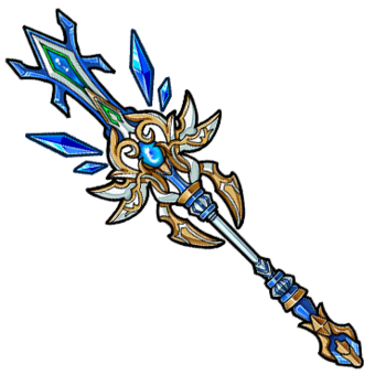 Gear-Lance of Aequor Render