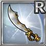 Gear-Pirate Sword Icon