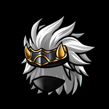 Gear-Black Ninja Mask Render