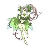 Gear-Flora Rough Sketch 001