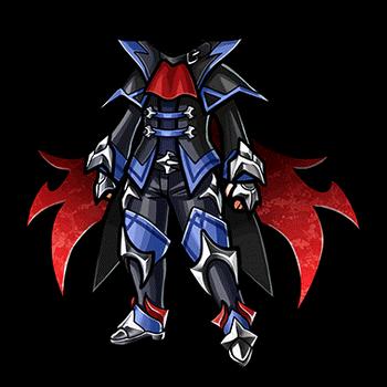Gear-Satan's Tuxedo Render