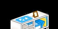 Cabinet (White) (Furniture)