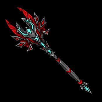 Gear-Demon Cane Render