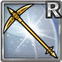 Gear-Golden Ice Axe Icon