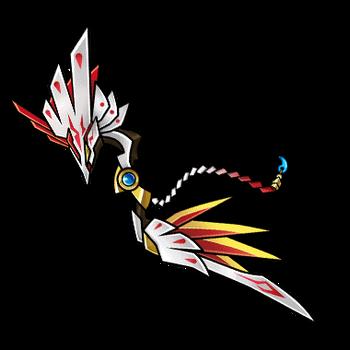Gear-Amenokar- Sacred Bow Render