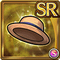 Gear-Summer Straw Hat Icon