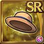 Gear-Summer Straw Hat Icon