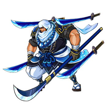 Gear-Benkei Render