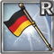 Gear-Flag of Germany Icon