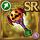 Gear-Pumpkin Axe Icon
