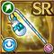 Gear-Snowman Cane Icon
