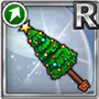 Gear-Holiday Tree Icon