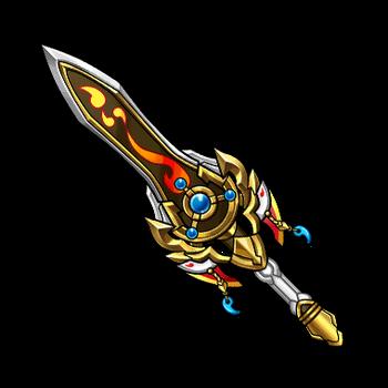 Gear-Tskanolr- Sacred Blade Render
