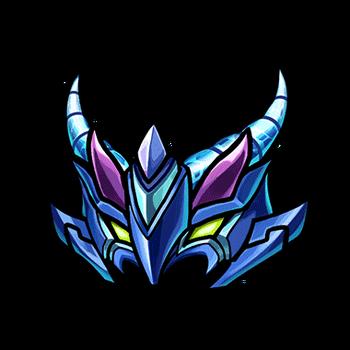 Gear-Silver Dragon Mask Render
