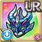 Gear-Frozen Dragon Mask Icon