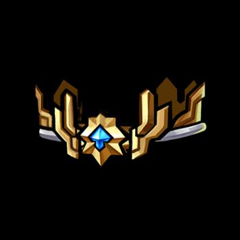 Gear-Divine Knight Helm Render