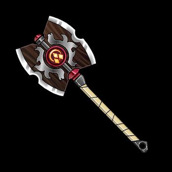 Gear-General's War Fan Render