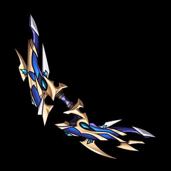 Gear-Drake Chosen Bow Render