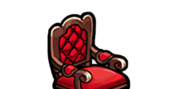 Classic Chair (Red) (Furniture)