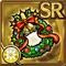 Gear-Christmas Wreath Icon