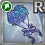 Gear-Blue Bouquet Icon