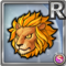 Gear-Handsome Lion Icon
