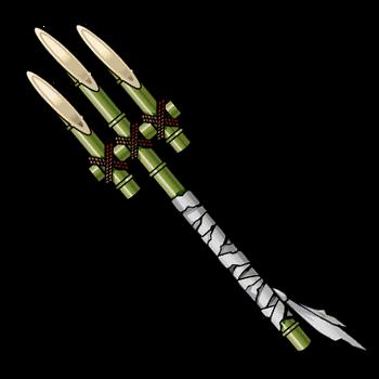 Gear-Riot Spear Render
