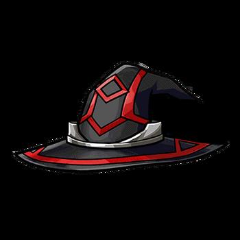 Gear-Magic Fire Drake Hat Render